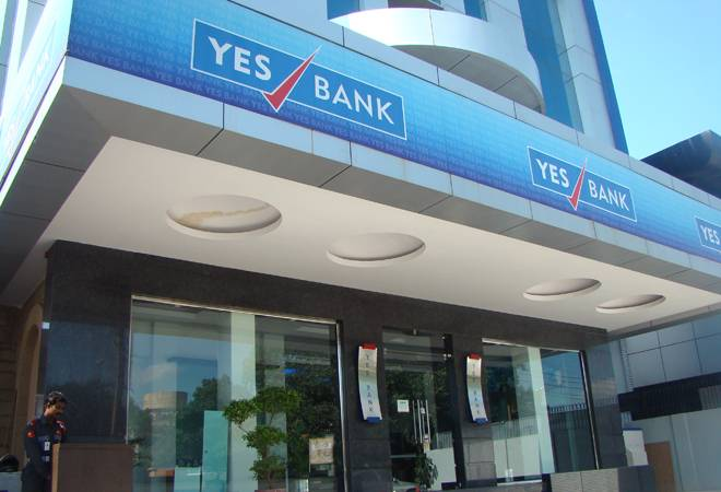 YES Bank share closes lower after borrower defaults on Rs 1,200-crore loan
