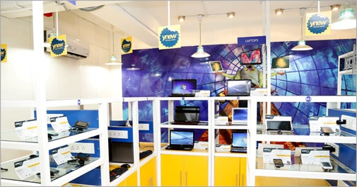 YNew wants to take refurbished gadgets business national