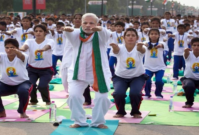 Ministry of AYUSH said that Yoga has vast potential for an employment opportunity, especially after the declaration of Yogasana as a competitive sport