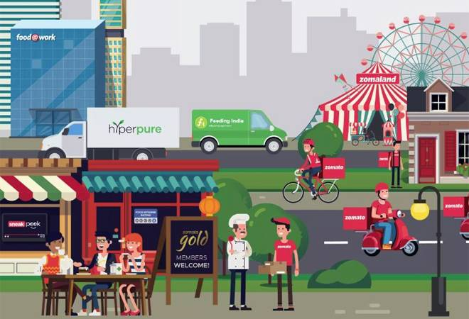 Zomato revenue zooms 225% to $205 million in Apr-Sept, monthly burn rate down 60%