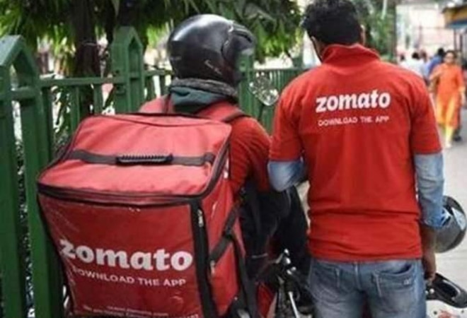 Zomato receives record 4,100 orders per minute on New Year's eve