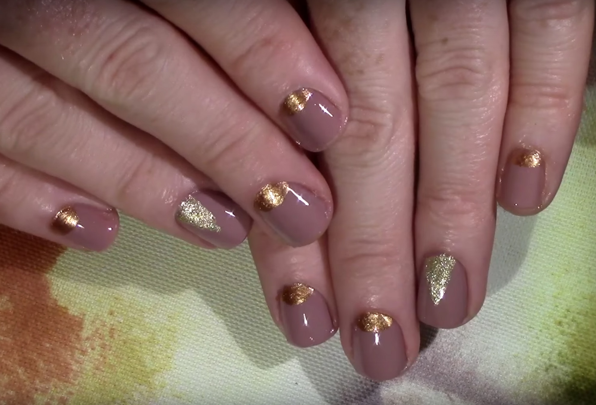 35 Nail Designs That Are Perfect For Autumn