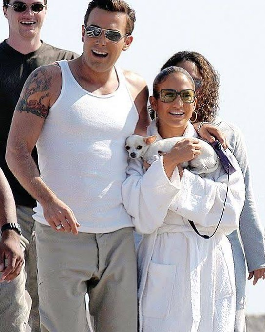 jLo and Ben