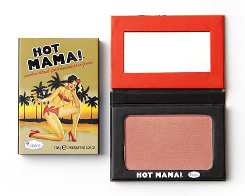 2-theBalm Hot Mama Shadow And Blush