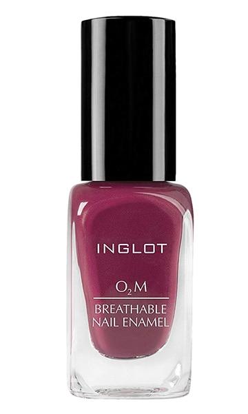 5-Inglot O2M Breathable Nail Enamel