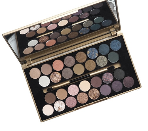Budget Buy-Makeup Revolution Fortune Favors The Brave Eyeshadow Palette