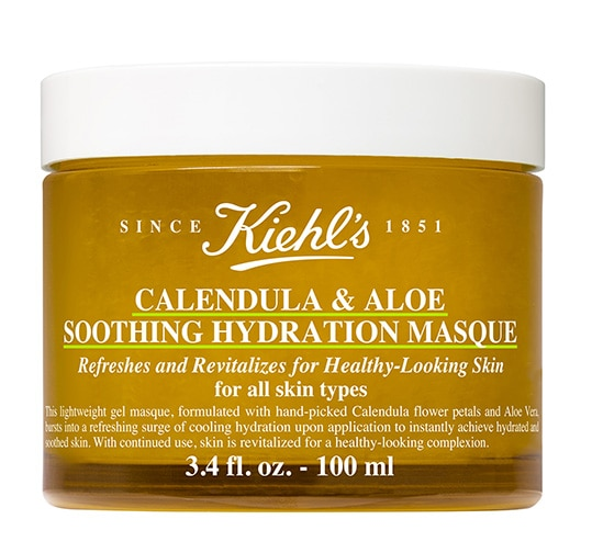 Editor's Pick-Kiehl's Calendula & Aloe Soothing Hydration Mask