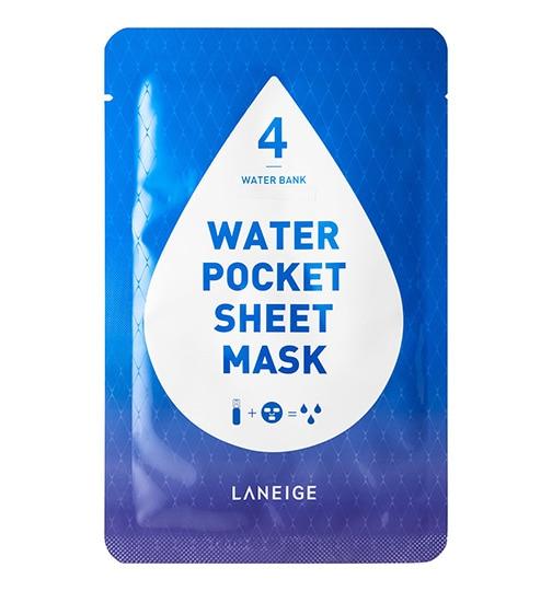 Editor's Pick-Laneige Water Pocket Sheet Mask