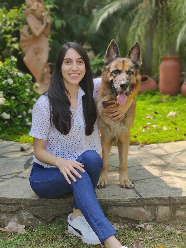 Tanya Patel, Dog Trainer and Behaviourist