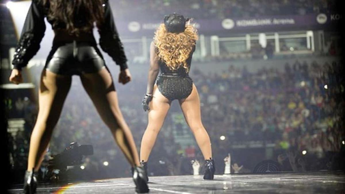 Latinas big booty Big ass: