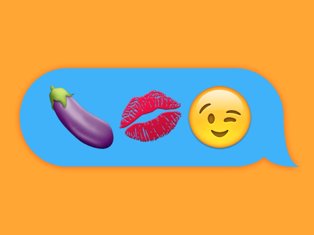 How emoji and sex are magically linked