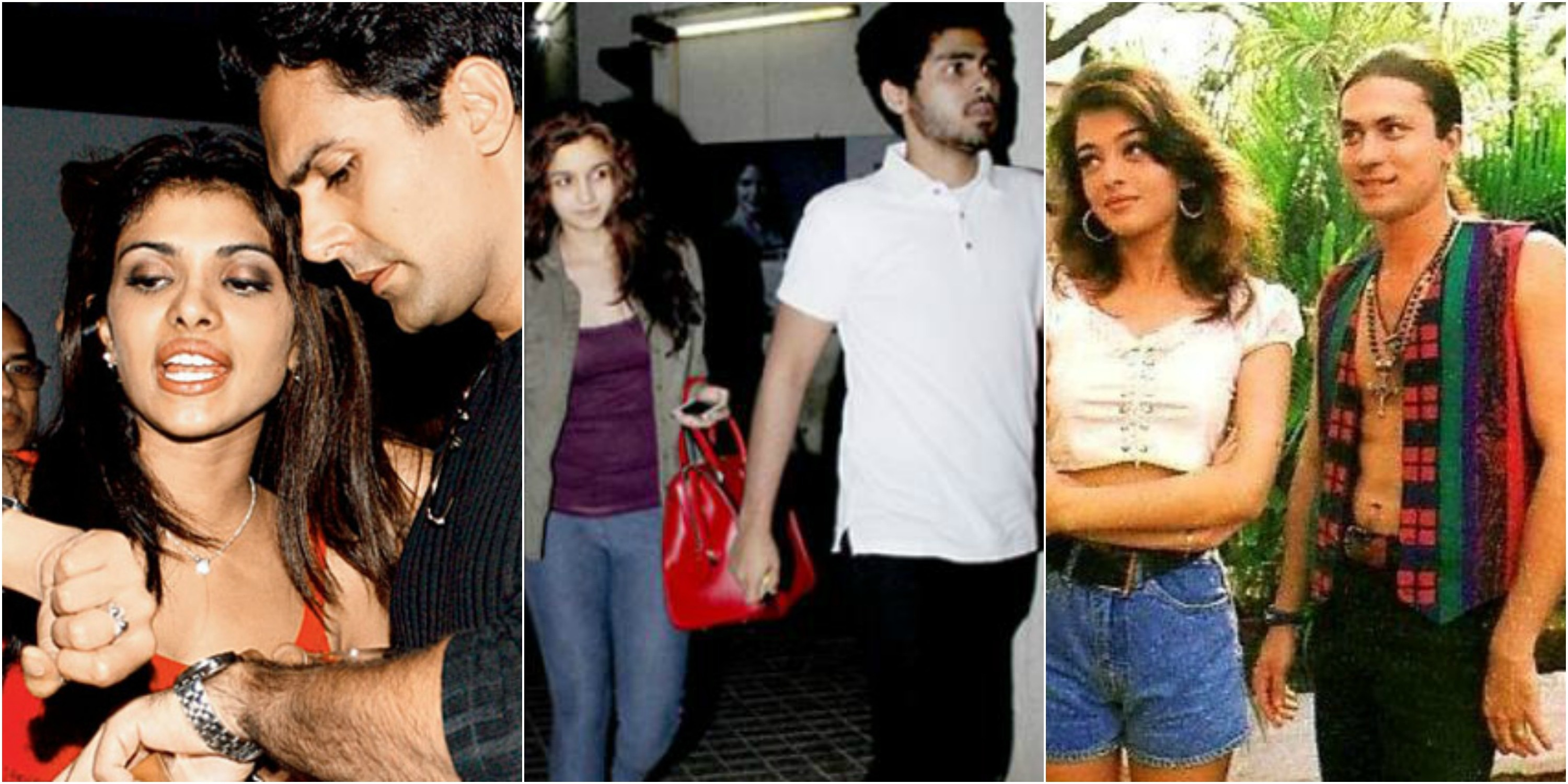who dating whom in bollywood