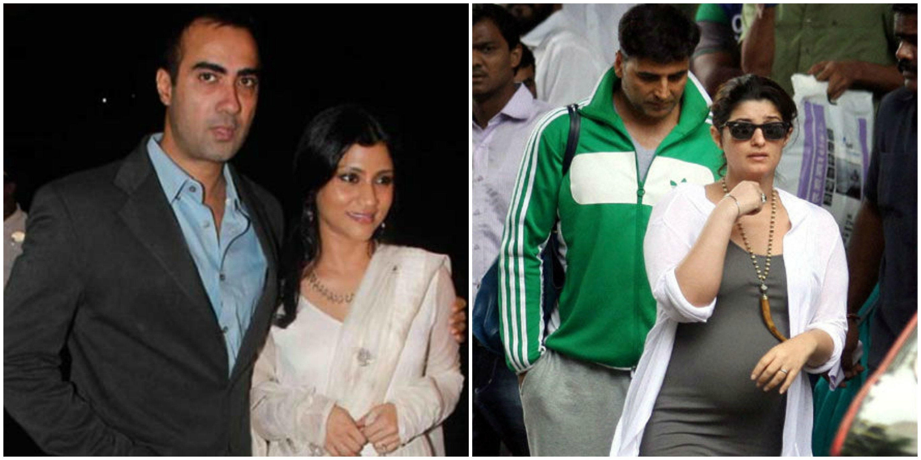 11 Celebrities Who Were Pregnant Before They Got Married