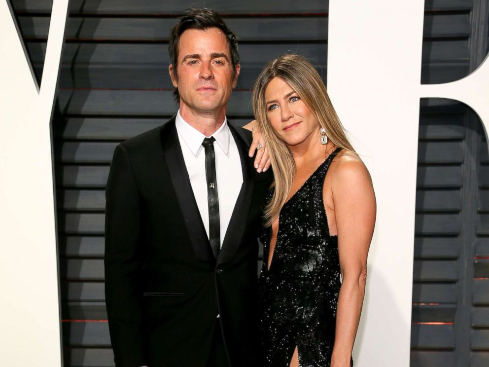 JUST'In : Jennifer Aniston Split Up With Her Husband Justin