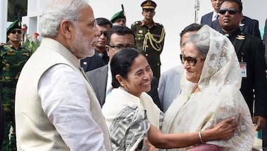 Teesta water treaty, India-bangladesh water treaty, Sheikh Hasina, Teesta