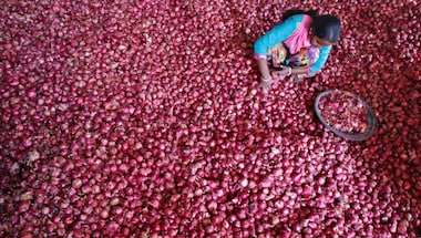 Inflation, GDP, Onion prices, Pricerise