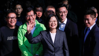 Taiwan, Beijing, US-China Relations, Tsai ing