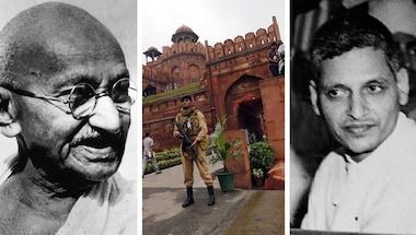 Shah Jahan, Red fort, Nathuram Godse, Mahatmagandhi