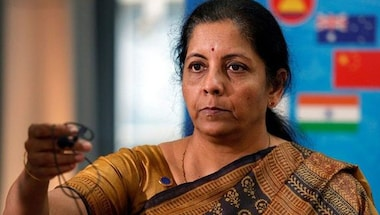 GDP growth, Indian Economy, Nirmala Sitharaman, Economicslowdown