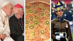 The two popes, Onion prices, Tania shergill, Armyday