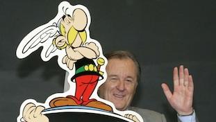 Comics, Rene goscinny, Albert uderzo, Asterix