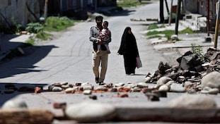 Kashmir, Social distancing, Lockdown, Lockdowninindia