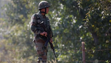 LoC, Counter terrorism, Ceasefire Violation, Anti personnel landmines
