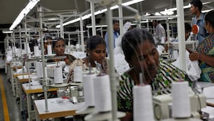Textile industry, Purchasing managers' index, Care ratings, IIP