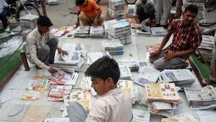 Digital world, Newspaper, Coronavirus pandemic, Covid19