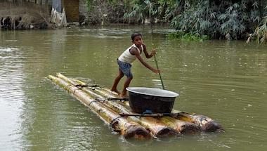 Brahmaputra, Assam embankment and drainage act, Asdma, Assamfloods