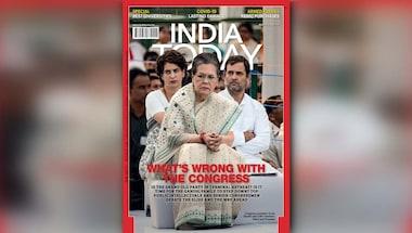 Nehru-Gandhi family, Rahul Gandhi, India today magazine, Congressincrisis