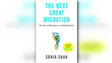 Books, Sonia shah, Bloomsbury, The next great migration