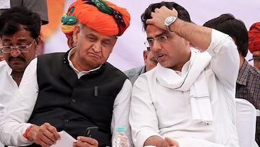 Ashok Gehlot, Sonia Gandhi, Congress, Sachinpilot