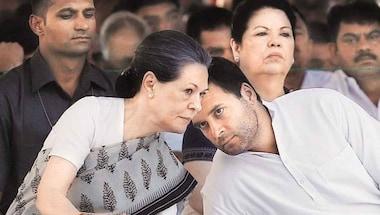 Ashok Gehlot, Rahul Gandhi, Sachin Pilot, Congress