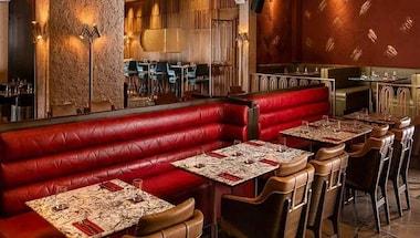 Social distancing, Dining, Restaurants