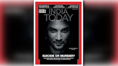 India today magazine, Cbi investigation, Mumbai Police, Rhea chakraborty