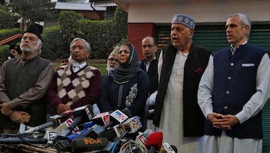 Muslim united front, Article 370, People's alliance, Jammuandkashmir