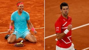 Tennis, Roger Federer, Novak Djokovic, Rafael Nadal