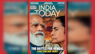 India today magazine, Narendra Modi, Mamata Banerjee, Bengal2021