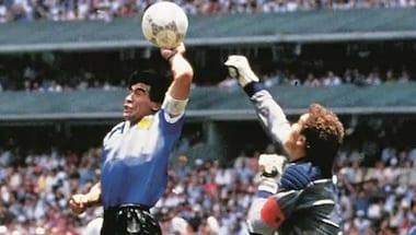 Team napoli, Football, Hand of God, Diegomaradona