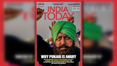 India today magazine, Farm laws, Punjab Farmers, Farmersprotest