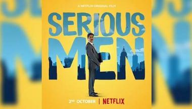 Netflix, Manu Joseph, Sudhir mishra, Serious men