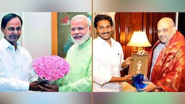 Amit Shah, Jaganmohan Reddy, K chandrashekar rao, Farmlaws