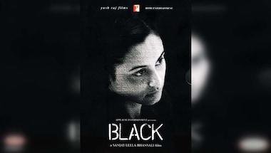 World braille day, Rani Mukerji, Amitabh Bachchan, Black