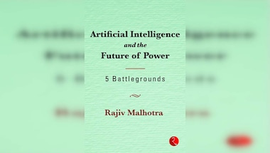 Artificial Intelligence, Colonisation, Robots, Bookexcerpt