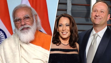 Narendra Modi, Joe Biden, Kamala harris, Coronavirusvaccine