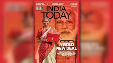 India today magazine, Nirmala sitharaman budget, Economic revival package, Budget2021