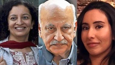 Nikita jacob, #MeToo, MJ Akbar, Priyaramani