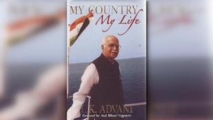 Bjp foundation day, Autobiography, My country my life, LK Advani