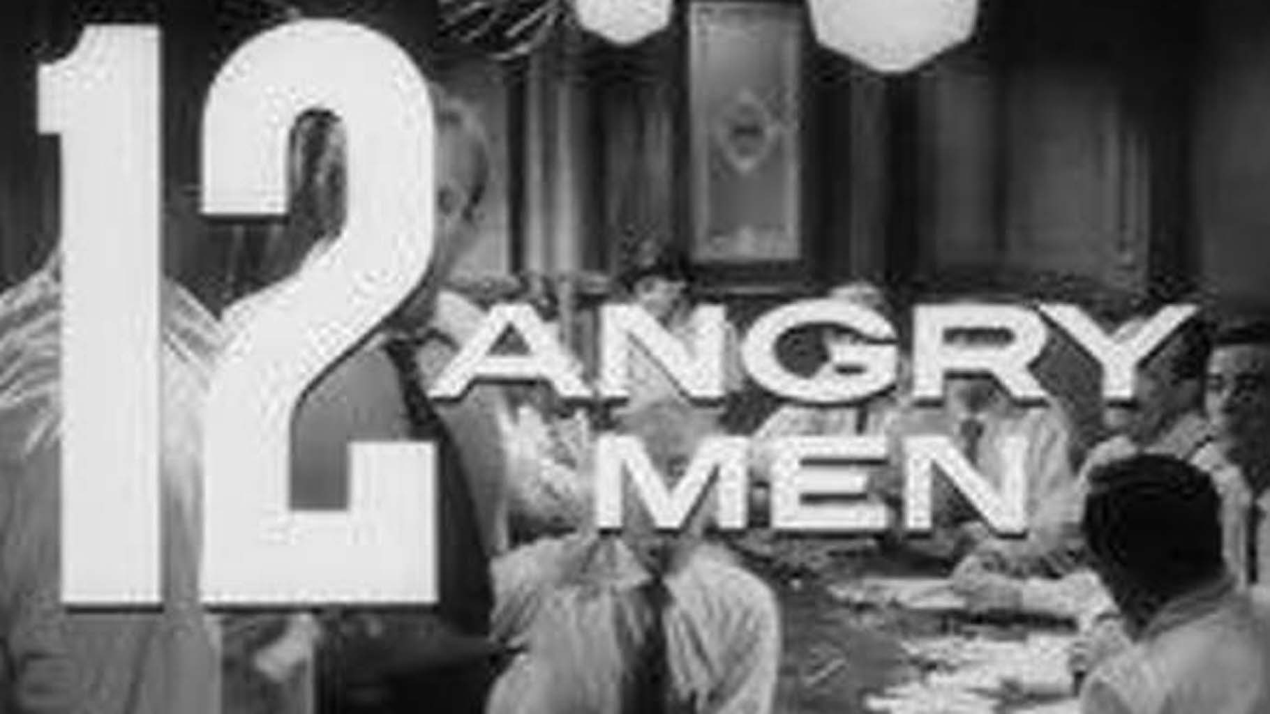 Hollywood, Courtroom drama, 12 angry men, Dailyrecco